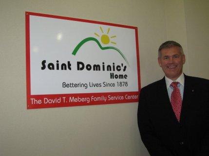 David Meberg Saint Dominics Headshot
