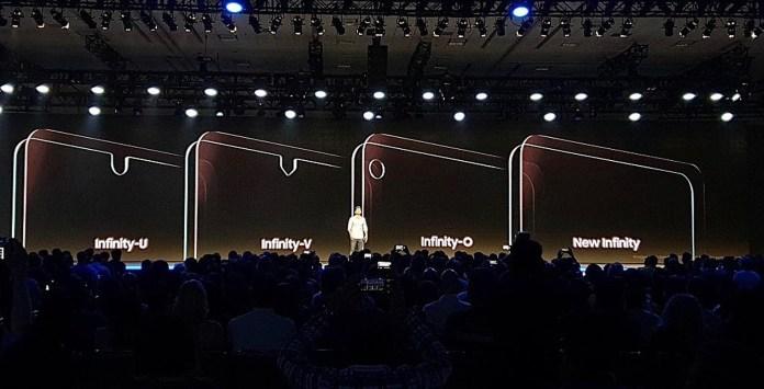 Samsung Infinity