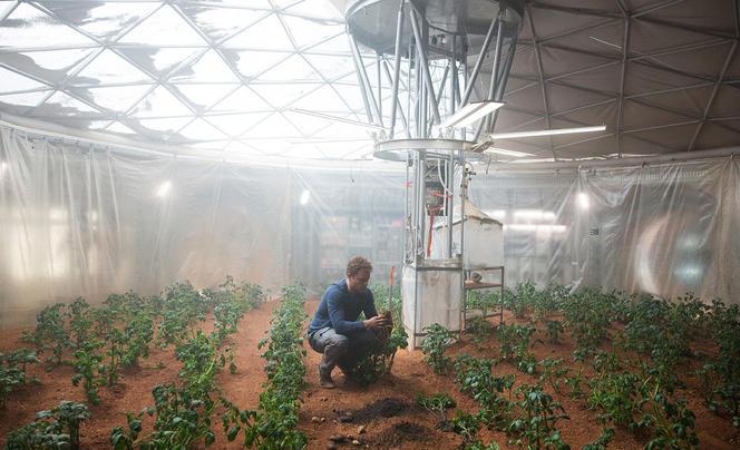 Seul sur Mars - Une brève histoire de pesticide