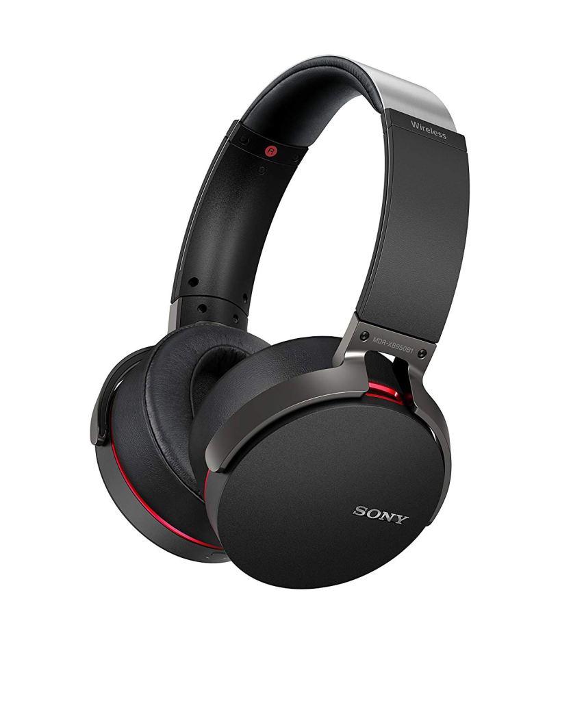 Ecouter de la musique est polluant - SONY MDR-XB950B1