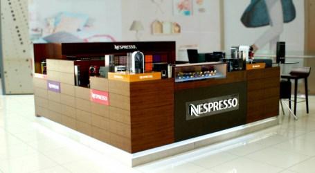 Nespresso installe une antenne au Morocco Mall