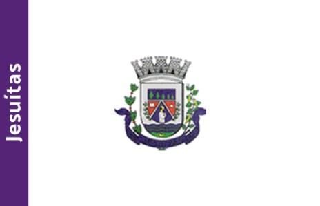 jesuitas bandeira brasao cidade parana