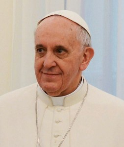 Pope Francis. (Photo from Casa Rosada)