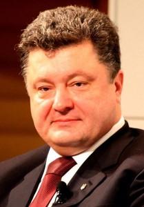 Ukraine's President-elect Petro Poroshenko.