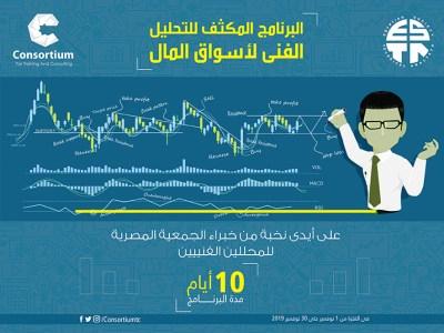البرنامج المكثف للتحليل الفني لأسواق المال