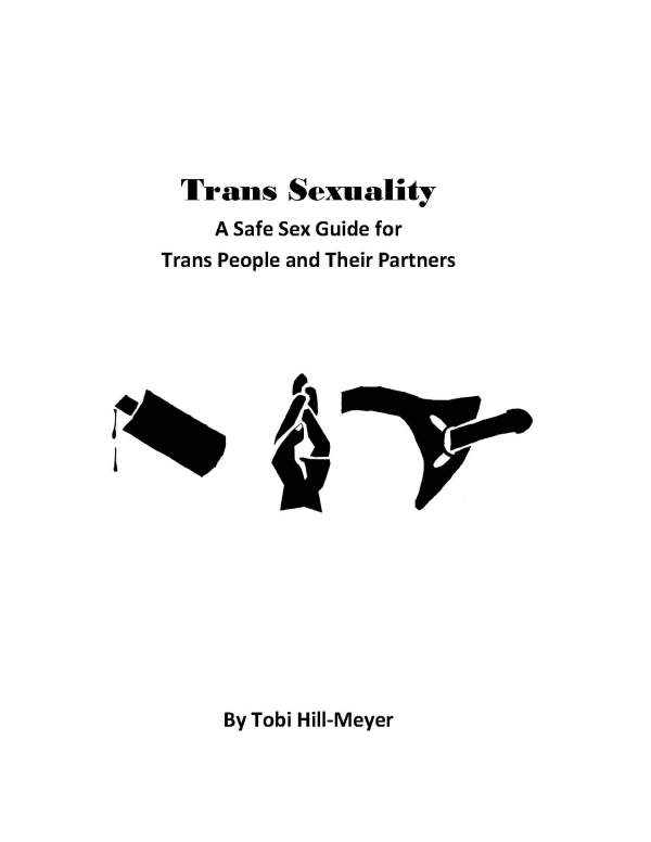 Trans Sexuality zine cover