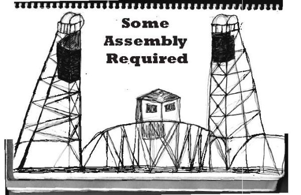 Some Assembly Required Zine
