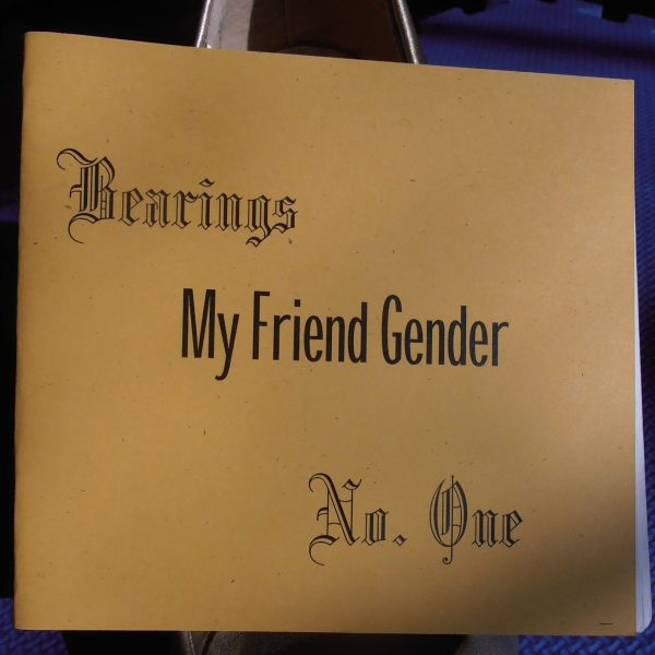 My Friend Gender #1