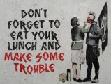 anarchy lunch trouble