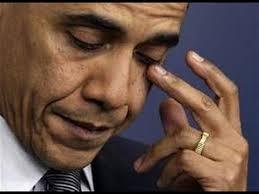 fake tear obama