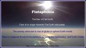 FLATAPHOBIA