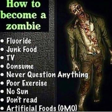 how to zombie