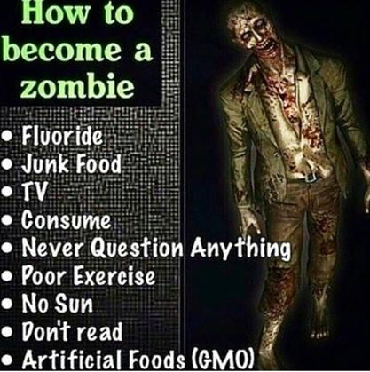 how to zombie