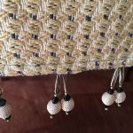 double ball tassel trim