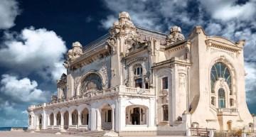 Atractiile turistice ale orasului Constanta –  Cazinoul din Constanta