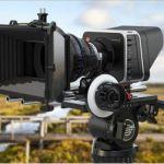 the blackmagic cinema camera