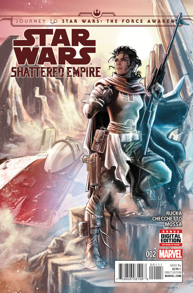 Force Awakens book 2 alt cover