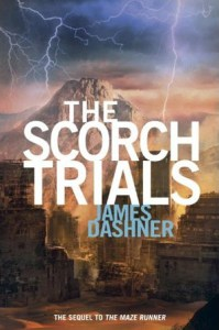 Hannah's Novel Notions - A Review of The Scorch Trials by James Dashner