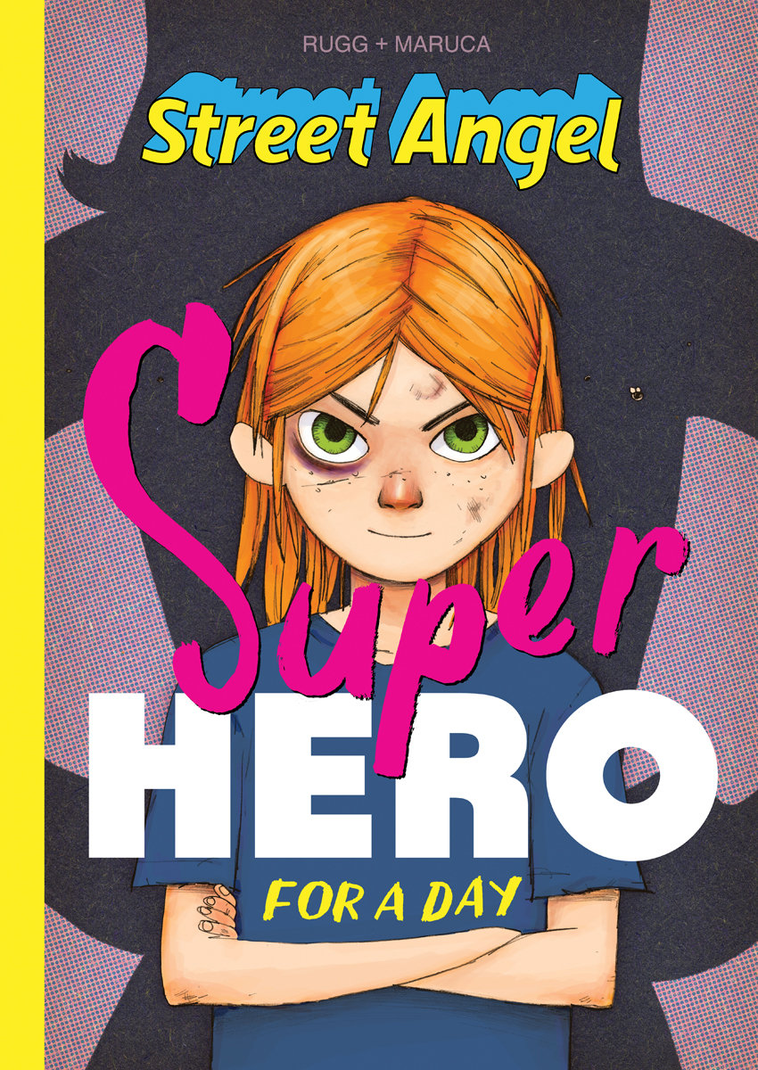 Street Angel-Superhero for a day