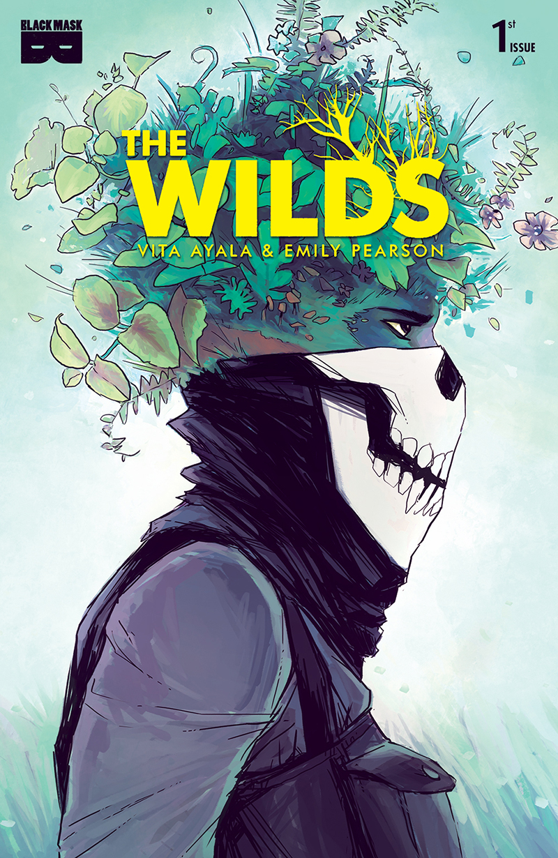 The Wilds #1 B Cover