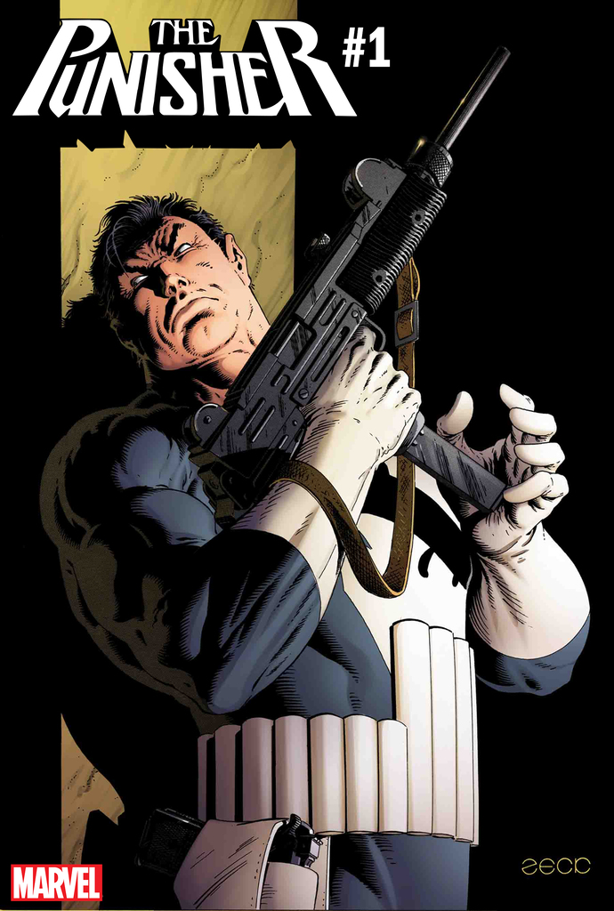 The Punisher #1 (2018)