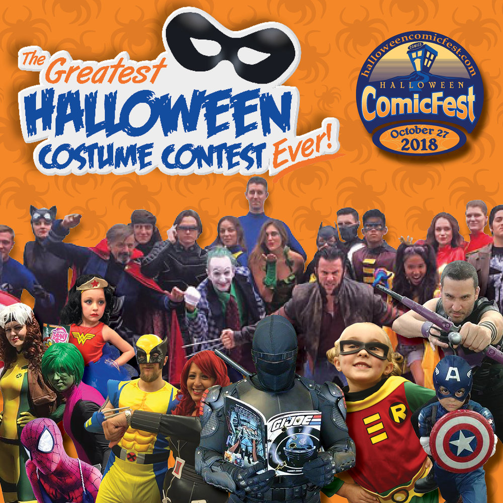 """""""The Greatest Halloween Costume Contest Ever"""" is Back and Better Than Ever!"""
