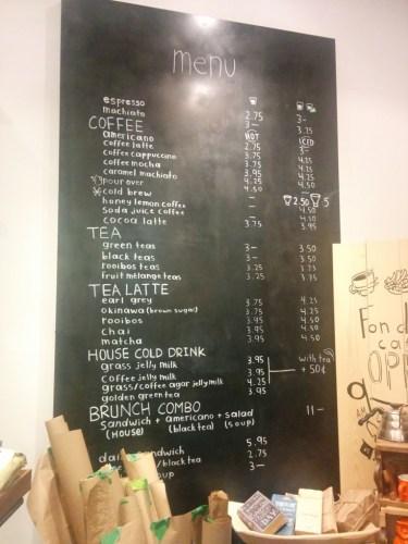 Fondway Cafe