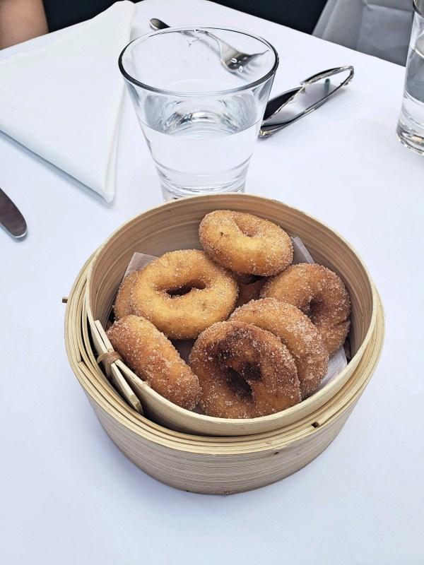 Glowbal Mini Donuts