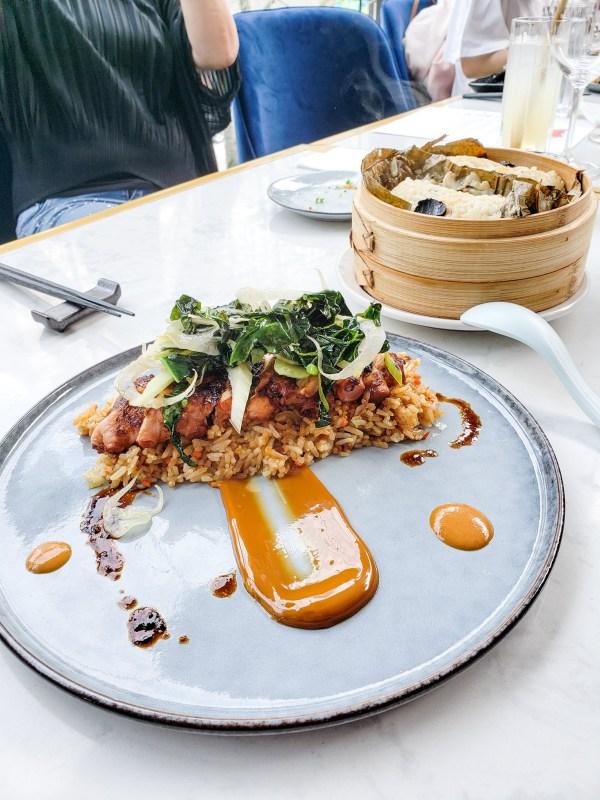 Char Siu Octopus Salad