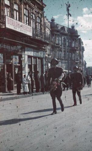1941, litoralul prin lentila unui ofiter german de propaganda. Horst Grund (1915-2001) 14