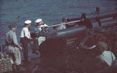1941, litoralul prin lentila unui ofiter german de propaganda. Horst Grund (1915-2001) 15
