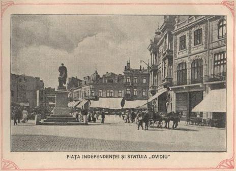 """""""Albumul orașului Constanța -întocmit în amintirea vizitei familiei regale și princiale la Constanța - Maiu 1911"""""""