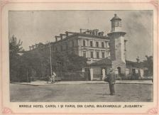 Albumul orașului Constanța -întocmit în amintirea vizitei familiei regale și princiale la Constanța - Maiu 1911