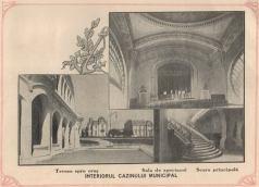 Interiorul Cazinului municipal