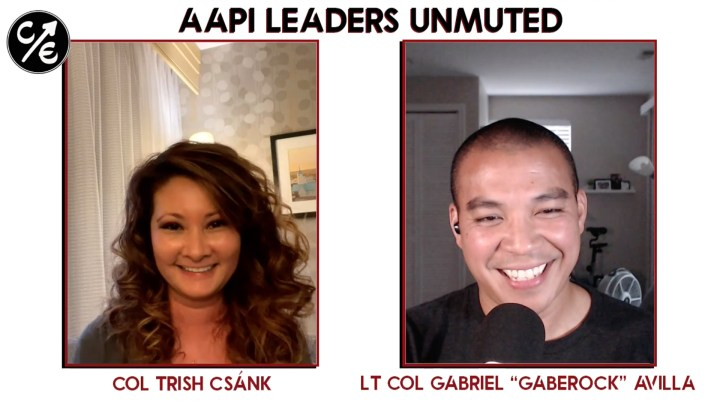 Breaking the Model Minority Myth with Colonel Trish Csank