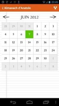 [Présentation Application] L'almanach d'Anatole | Le blog de Constantin image 7