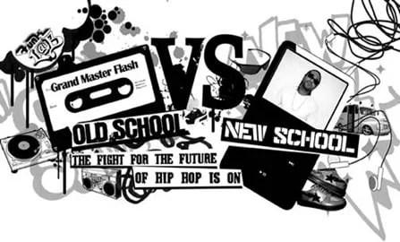 oldschool_vs_newschool