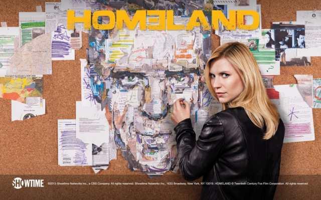 Homeland Saison 3