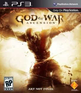 God of War Ascension cover