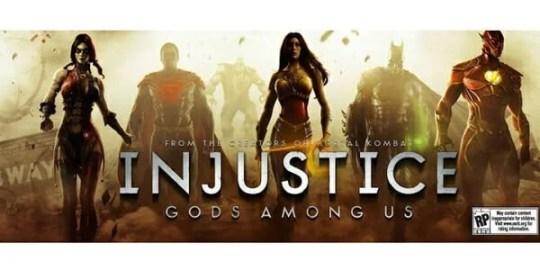 [Preview] Injustice: Gods Among Us | Le blog de Constantin