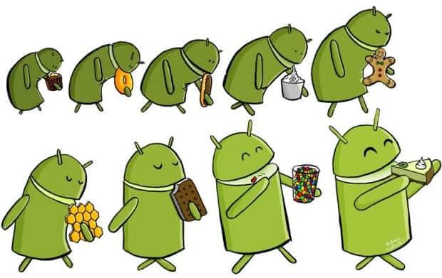 Ce qu'apportera Android 5.0 Key Lime Pie | Le blog de Constantin