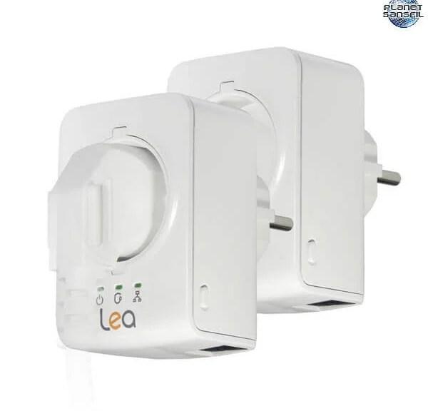 [Test] Boîtiers CPL LEA NetSocket500 Mini | Le blog de Constantin