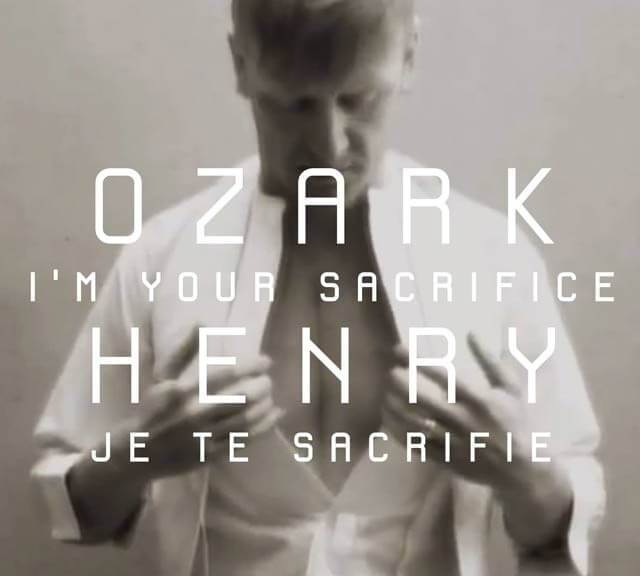 Musique: Ozark Henry - I'm your Sacrifice | Le blog de Constantin