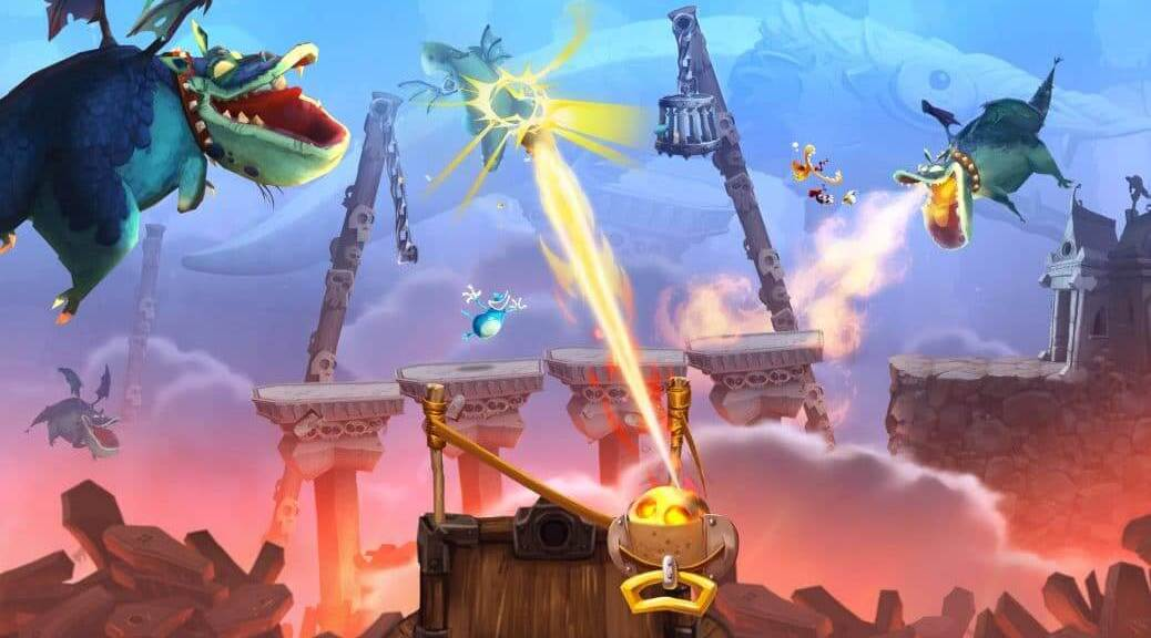 Test Wii U - Rayman Legends | Le blog de Constantin