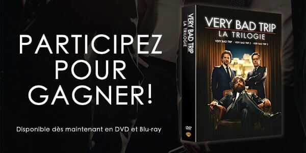 Concours - Gagnez la trilogie Very Bad Trip en DVD ! | Le blog de Constantin image 2