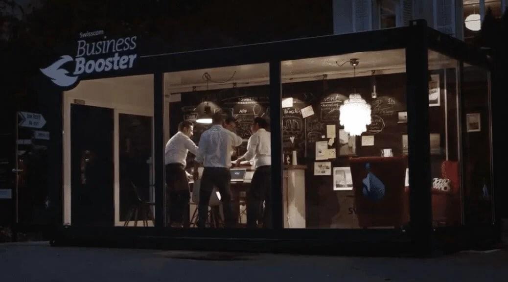 Swisscom Business Booster: La solution suisse pour booster les PME dans l'ère du numérique | Le blog de Constantin image 2