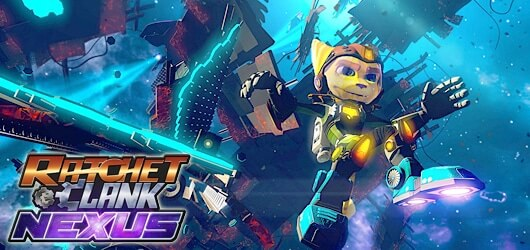 Test PS3: Ratchet & Clank Nexus | Le blog de Constantin image 1