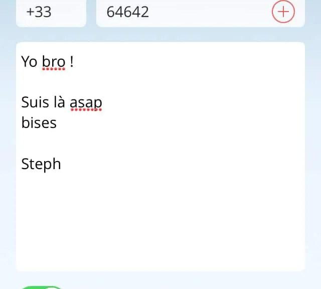 Sortie de l'appli Flash SMS Class 0 | Le blog de Constantin