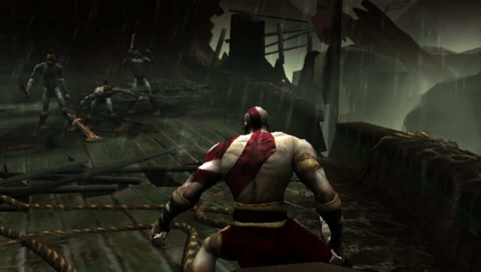 God of War Collection sur PS Vita le 7 mai | Le blog de Constantin