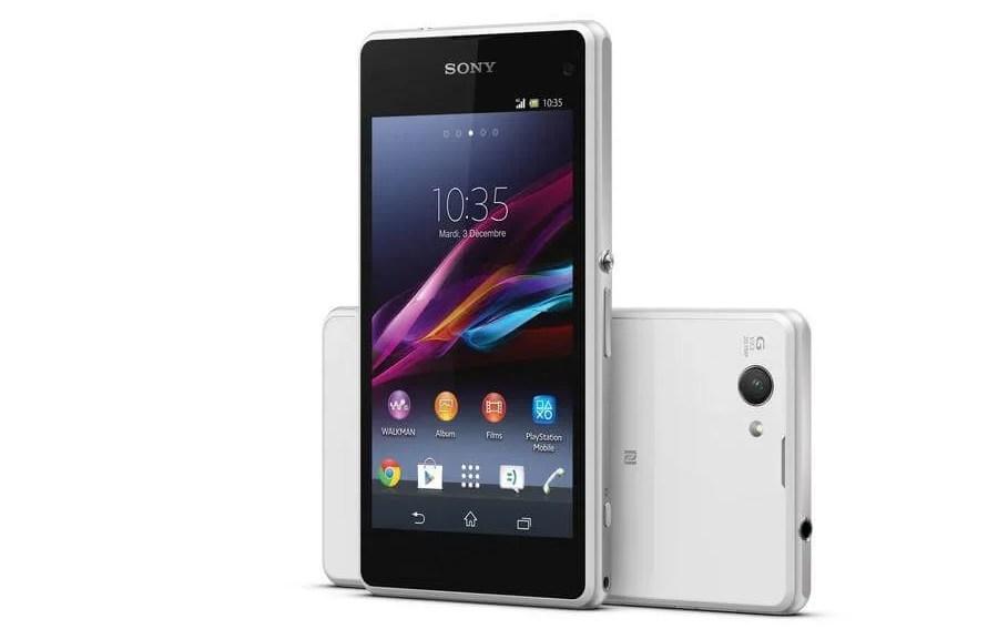 Présentation: Sony Xperia Z1 Compact | Le blog de Constantin